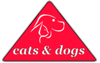 Cats & Dogs Drucklogo